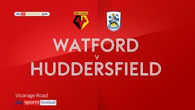 Watford 2-0 Huddersfield