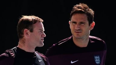 Rooney: Lampard deserved more time