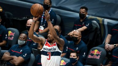 Beal 3-pointers from 47-point night