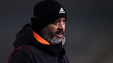 Nuno: Woves didn't defend well vs WBA