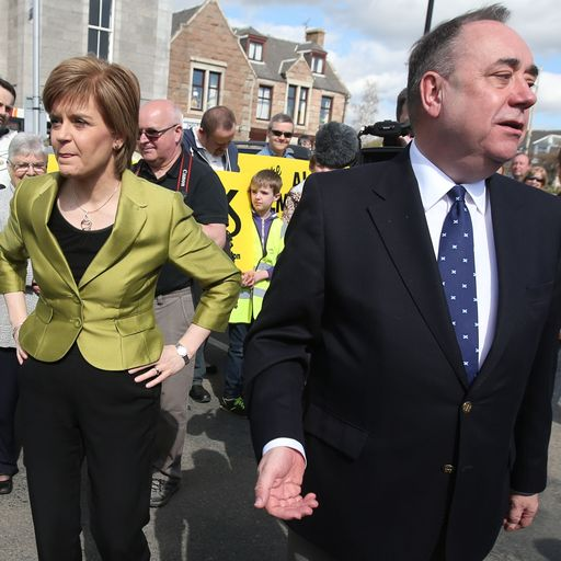 Sturgeon faces more questions over Salmond bullying claims after internal emails leaked