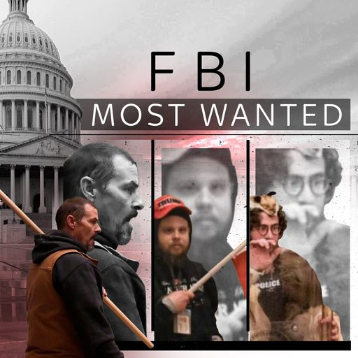 FBI most wanted: Search launched for rioters who stormed the Capitol