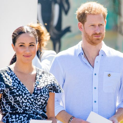 Sussexes will talk to Oprah Winfrey in first interview since stepping back from royal duties