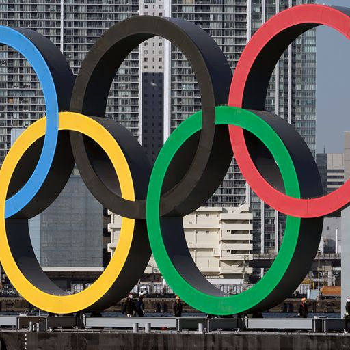 New Olympics 'playbook' bans use of public transport and chanting