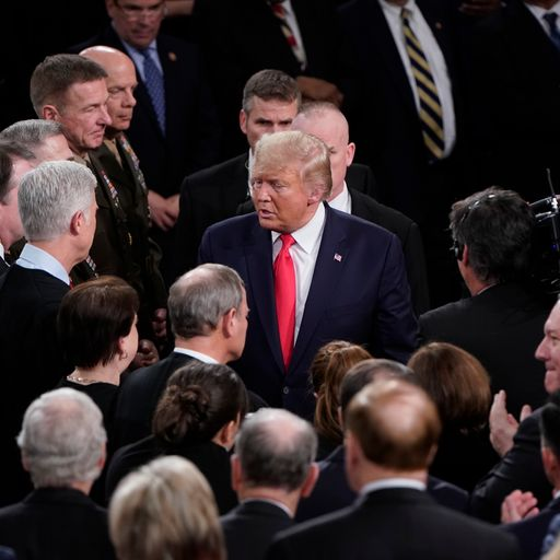 Extraordinary audio recording reveals worrying insight into Trump's state of mind
