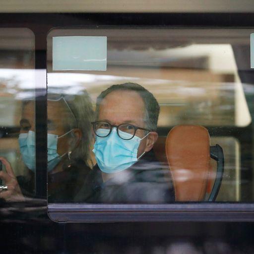 WHO team leaves quarantine in Wuhan to begin coronavirus origins study