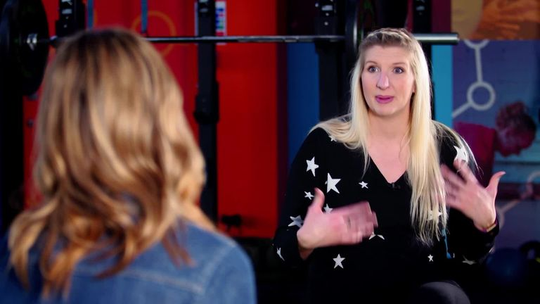 Watch the first episode of Sky Sports' new series Rise With Us with Rebecca Adlington from 8pm on Tuesday on Sky Sports Mix, on YouTube and On Demand