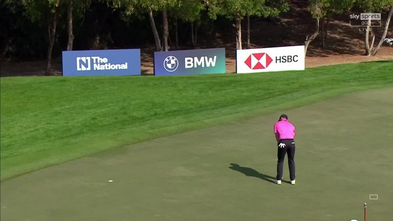 Nick Dougherty and Wayne Riley look back at highlights from Rory McIlroy's opening-round 64 at the Abu Dhabi HSBC Championship
