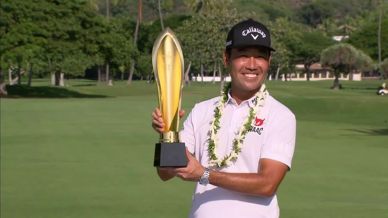 A look back at the best of the action from a thrilling final round of the Sony Open at Waialae Country Club in Hawaii