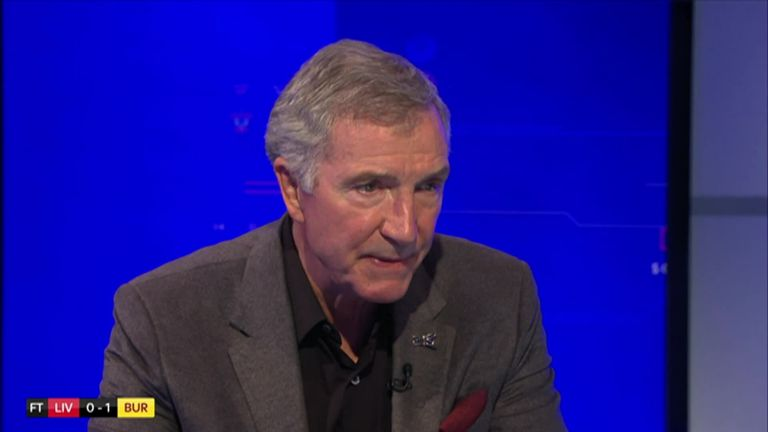 Graeme Souness and Jamie Carragher analyse Liverpool's struggles this season and discuss how they can turn it around