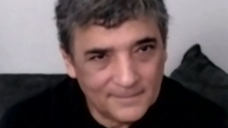 Ali Sakallioglu was in a coma with coronavirus complications