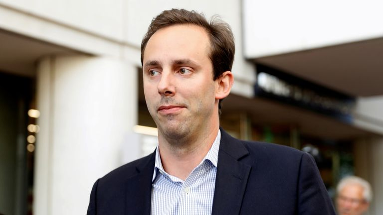 Former Uber engineer Anthony Levandowski