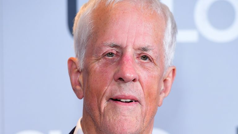 File photo dated 25/04/17 of director Michael Apted, who has died aged 79, his agent has said