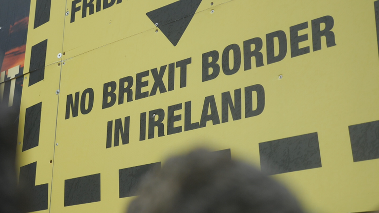 EU 'mistake' leaves Northern Ireland's Unionists feeling betrayed