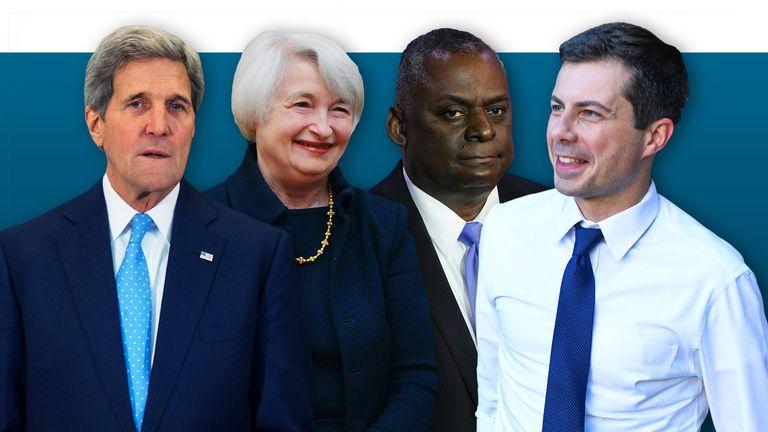 Joe Biden's cabinet picks are diverse