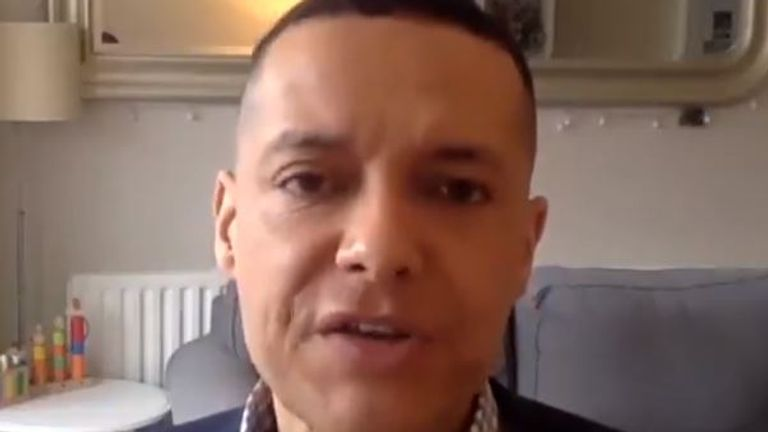 """Labour MP Clive Lewis said: """"We understand the genuine history of mistrust some black people will rightfully feel."""""""