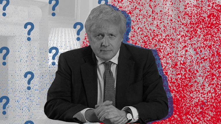 Boris Johnson has imposed a third national lockdown in England