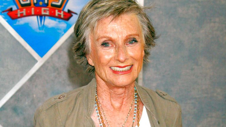 Actress Cloris Leachman has died at the age of 94. She was born on April 30th 1926 in Des Moines, Iowa and died at her home in Encinitas, California on January 26th 2021. Pic: AP
