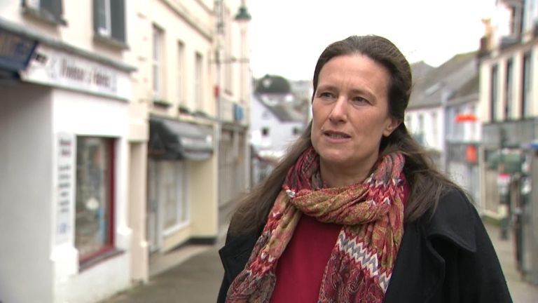 Director of Public Health Cornwall Rachel Wigglesworth fears the county's one major hospital could be overwhelmed