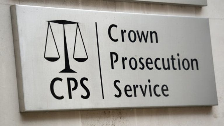 The CPS says there has been no change to the way it prosecutes rape cases