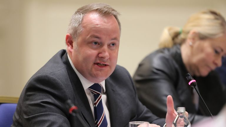 Darren Millar has stepped down as Tory chief whip in the Senedd