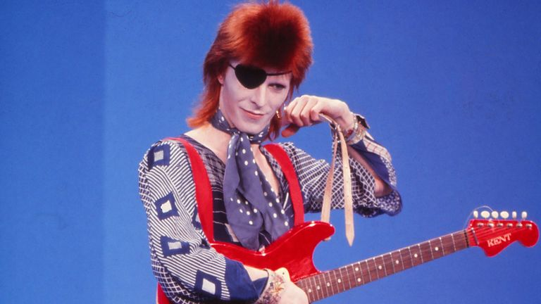 Aladdin Sane era