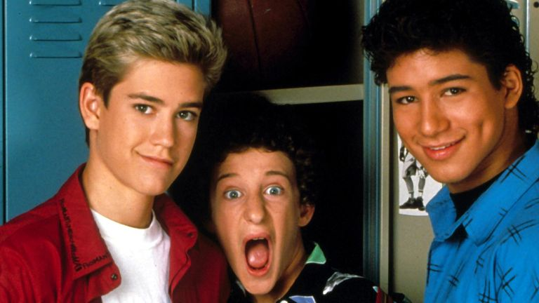 Dustin Diamond starred in 1990s sitcom Saved By The Bell
