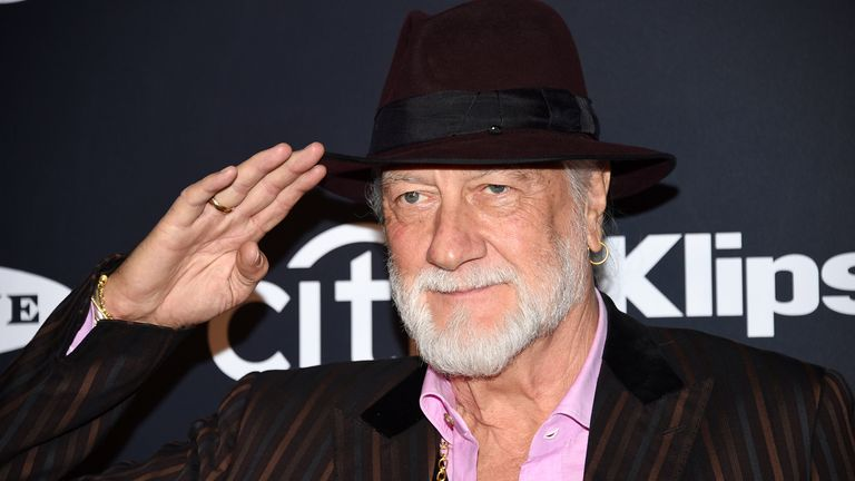 Mick Fleetwood has sold the rights to his biggest hits