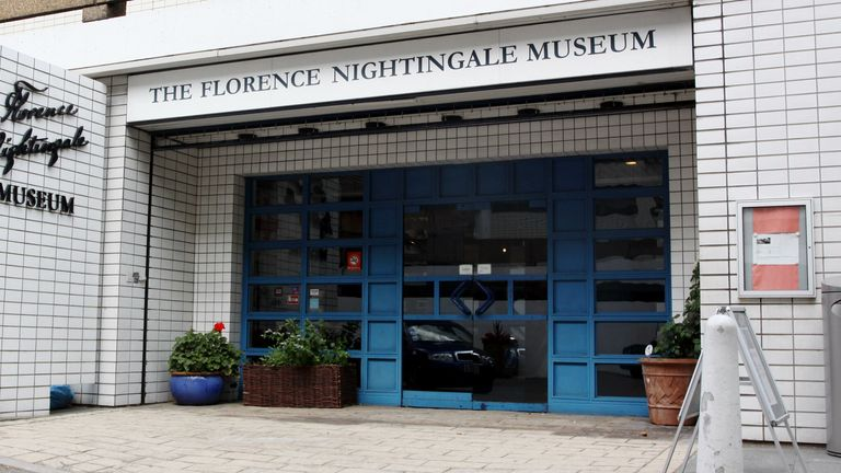 "London's Florence Nightingale Museum has announced it is closing for the ""foreseeable future"""