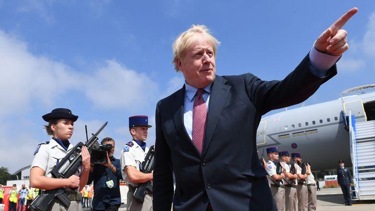 Tiny Cornwall seaside resort to host G7 summit of world leaders