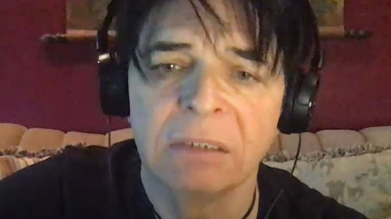 Gary Numan says streaming companies don't pay enough