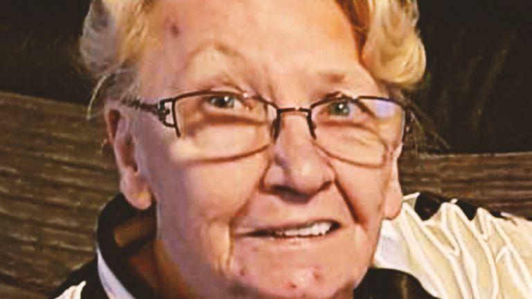 Gladys Lewis, 74, died from coronavirus