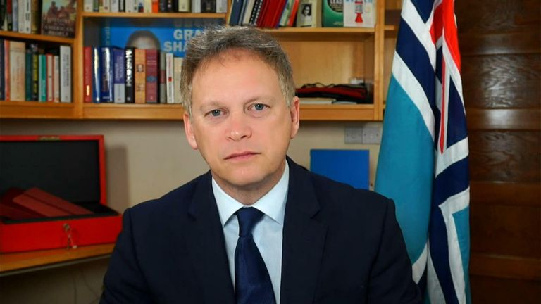 Grants Shapps MP