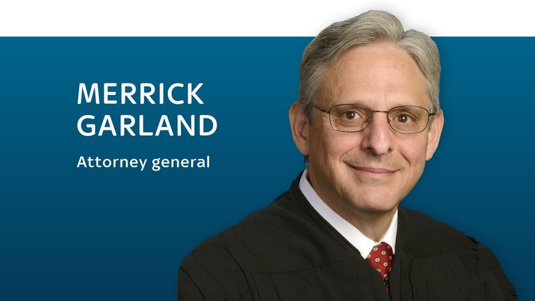 Merrick Garland