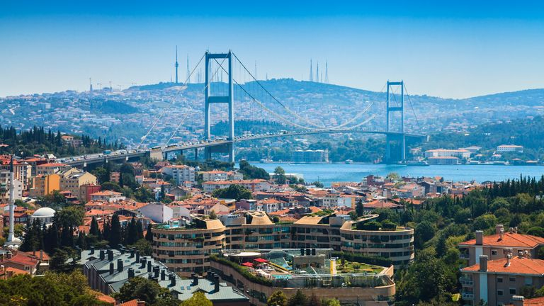 Britons are looking to explore more of Turkey this year