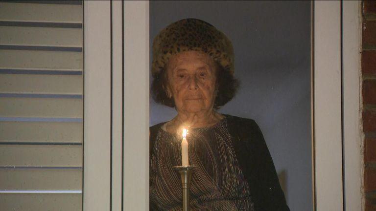 Holocaust Memorial Day in London