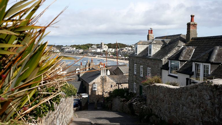 """The positive cases in the Isles of Scilly are expected to """"come as a shock"""" to residents"""
