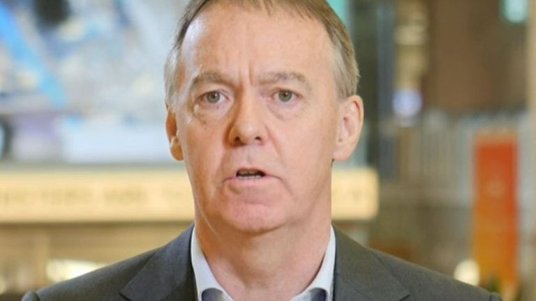 Jeremy Darroch is the Executive Chairman of Sky Group