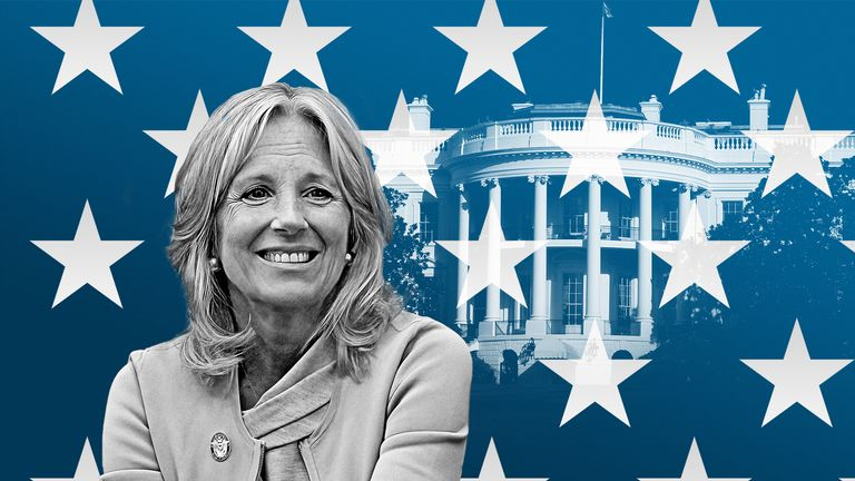 Jill Biden wants to continue being a teacher even as First Lady