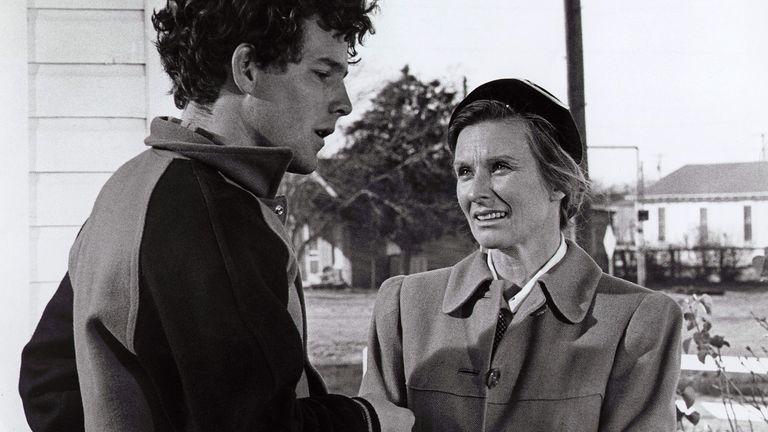 The Last Picture Show - 1971 Timothy Bottoms, Cloris Leachman