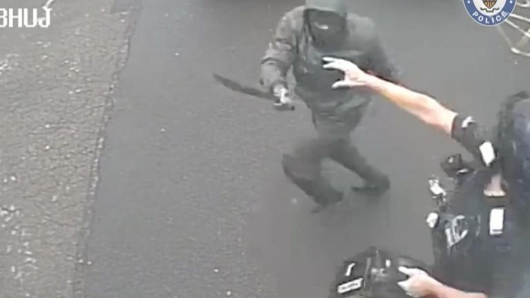 Cash van raid pair jailed as footage shows violent attacks on guards