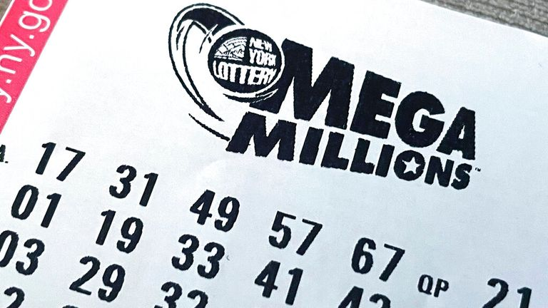 AP pic: Photo by: STRF/STAR MAX/IPx 2021 1/22/21 Mega Millions Jackpot nears $1 Billion ahead of the friday night drawing.