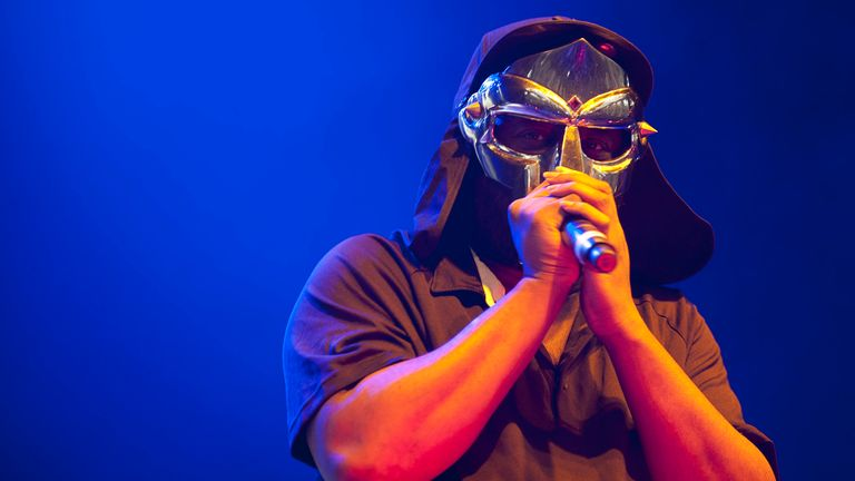 Rapper MF Doom has died aged 49