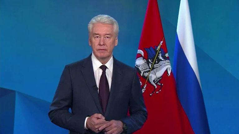 Moscow mayor