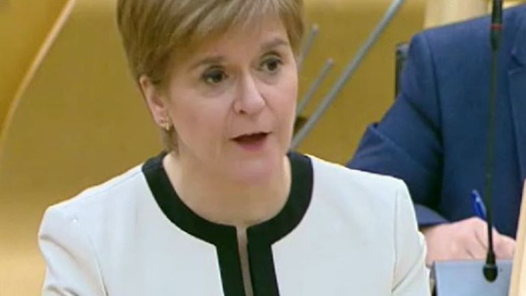 Nicola Sturgeon introduces six more COVID restrictions in Scotland