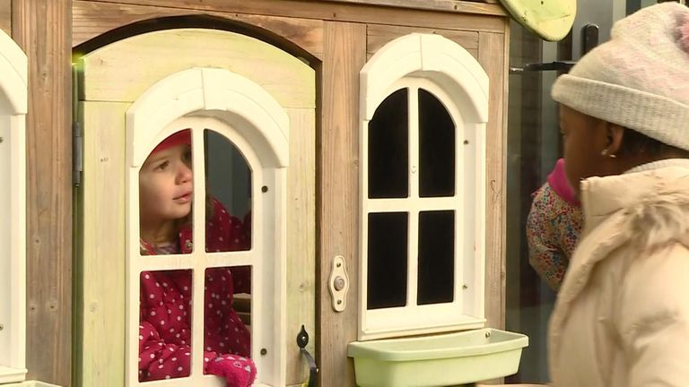 Nurseries want extra support from the government to stay open