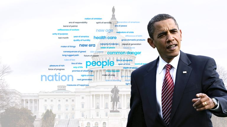President Obama's overriding theme was rebooting America