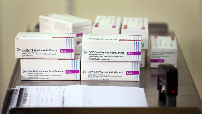 Oxford/AstraZeneca vaccine