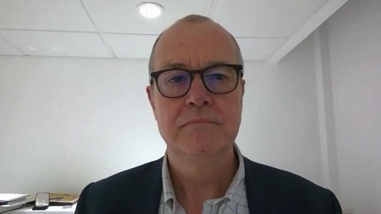 chief scientific adviser sir patrick vallance 20 jan 2021