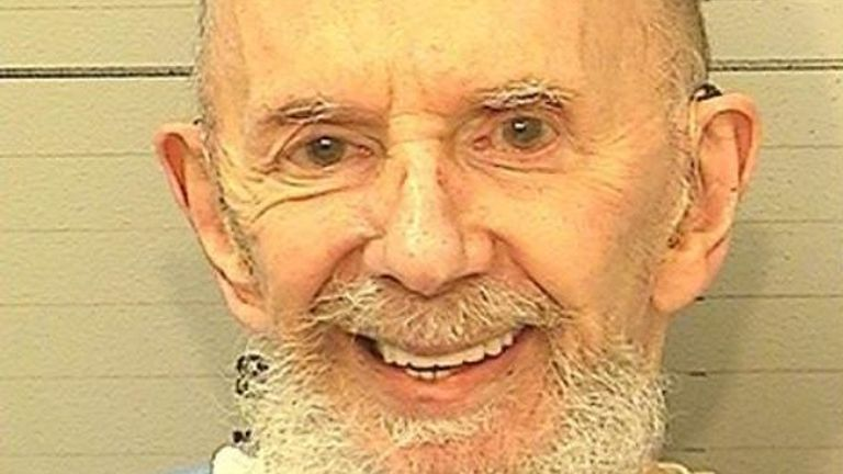 Image of Phil Spector dated 19 November 2019 (Pic: CDCR)